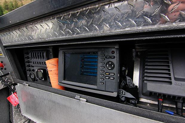 Willie-Raptor-Garmin Electronics