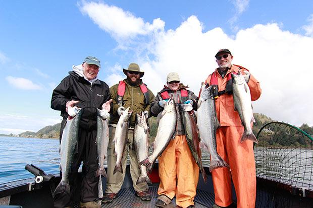 Tillamook bay limit lance fisher fishing for Tillamook bay fishing