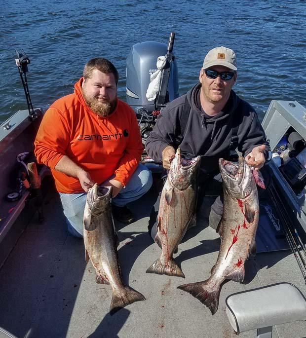 Columbia River Fall Salmon