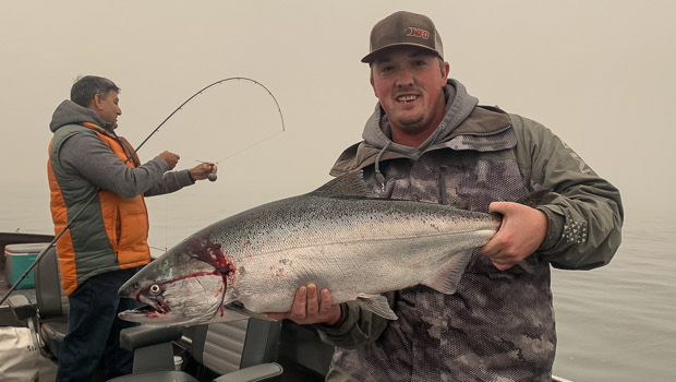 Columbia River Fall Chinook Salmon